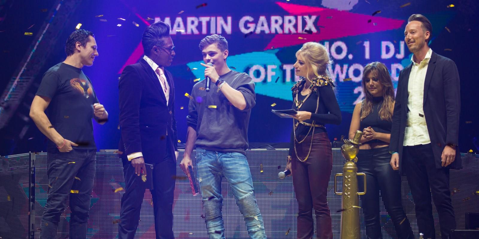 ADE AMF TOP100 DJs Martin Garrix
