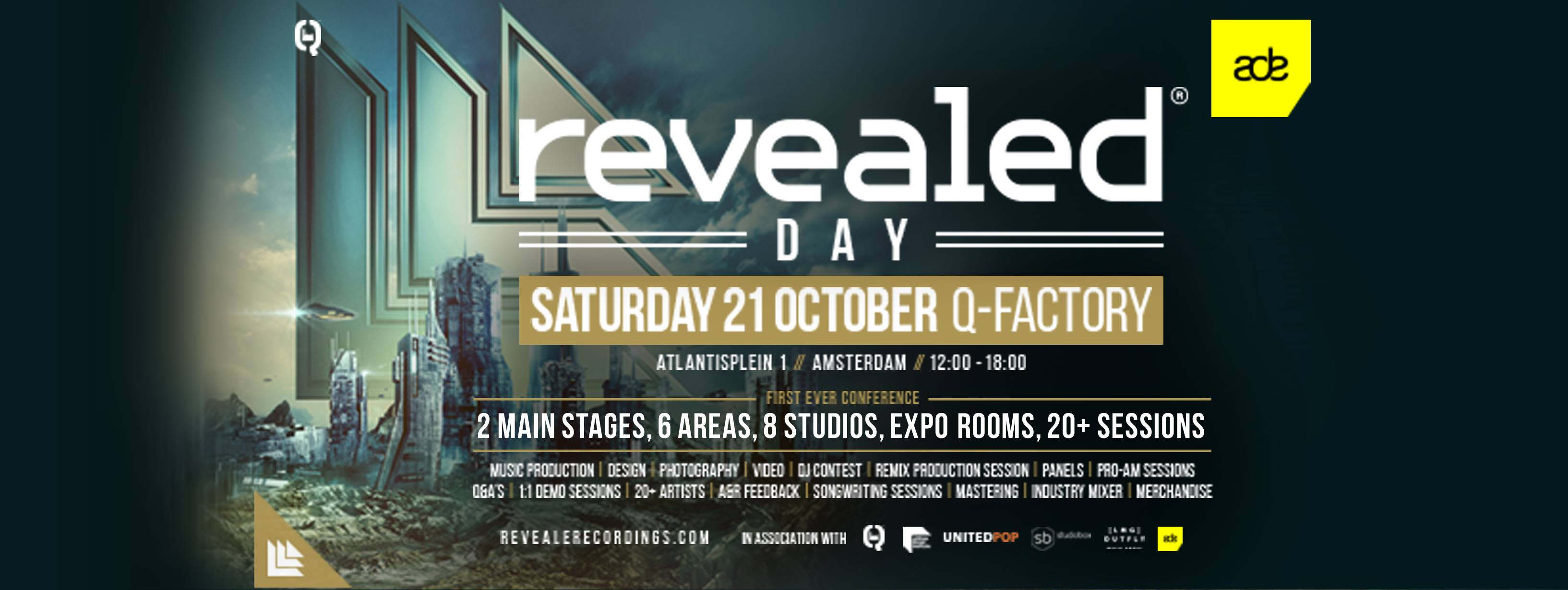 Revealed ADE Day Conference